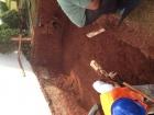 03 Término da escavação